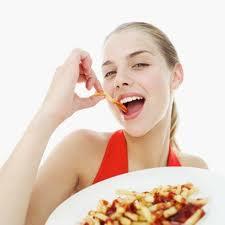 Manger sans diète