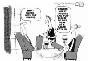 extrémismes des pensées en nutrition