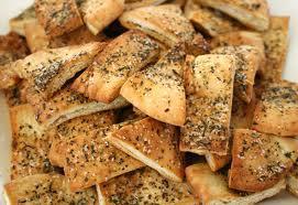 humus et pita chips