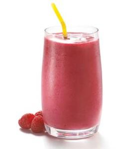 smoothie santé aux fruits