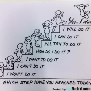 étapes de changements