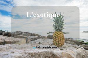 ananas detox eau vitaminée