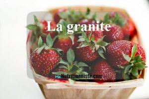 fraises eau vitaminée antiox detox