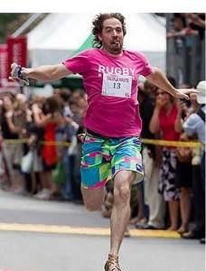 course homme à talon