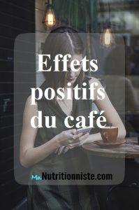 boire du café bon pour la santé