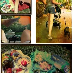 picnic dans le parc