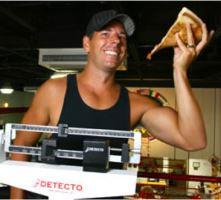 pizza fait maigrir