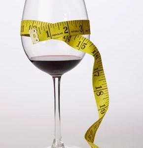 vin et maigrir