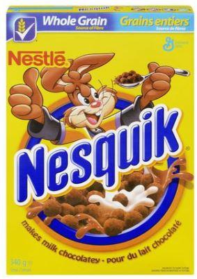 Nesquick céréales