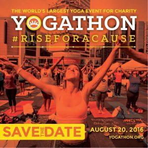 Yogathon Montreal 2016 @ La foret Urbaine   Montréal   Québec   Canada